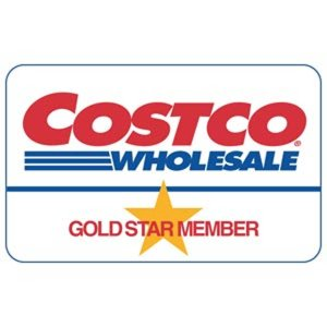 free $20GC + $25 Off orders over $250Costco New Membership $60 Gold Star