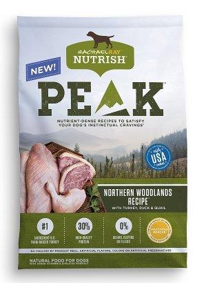 $22Rachael Ray Nutrish PEAK Natural Grain Free Dry Dog Food