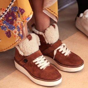 30% OffWomen's Shoes On Sale @ Coach