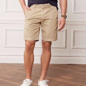 $79Khaki Shorts @ JACKSPADE.com