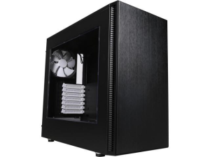 $49.99 (原价$89.99)Fractal Design Define S Window ATX 侧透静音 中塔机箱