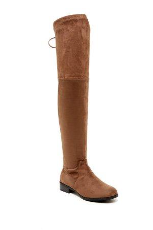 低至3.7折 $54.95收封面款Hautelook 精选过膝靴 SW平价替代