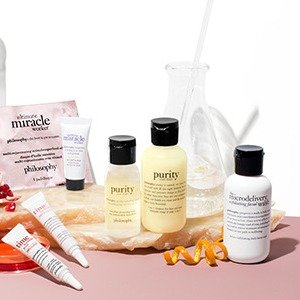 $25 Off $75Sitewide @ philosophy