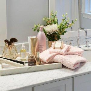 低价入TJ Maxx 浴室用品清仓优惠 优质浴帘 地垫 浴巾特价