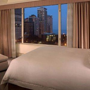 $116一晚Hotwire.com 芝加哥市中心四星级酒店特惠