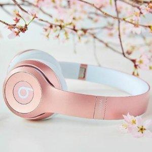 $269.1 (原价$399)白菜价:Beats Solo 3 头戴式无线蓝牙耳机 热卖 4色可选