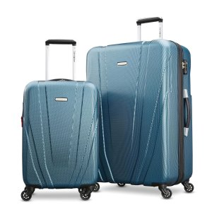 $179Samsonite Valor 2 Piece Set