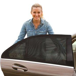 $15ShadeSox Universal Fit Car Side Window Sun Shade(2 Pack)