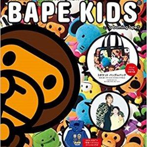 到手价约$36 日本直邮澳洲Bape Kids by A Bathing Ape 2018春夏新款 动物园收纳包