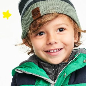 Extra 20% Off $40+ Kids Outwear Shop @ OshKosh BGosh