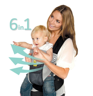 Today Only:Up to 45% OffLILLEbaby Carriers and Wraps @ Amazon.com