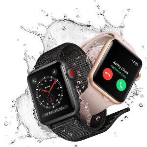 $279起Apple Watch 3 官翻 带1年保修