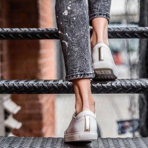 低至3.5折Kenneth Cole 多款女鞋热卖 收小白鞋