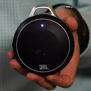 $14JBL Micro Wireless 3-Watt Portable Bluetooth Speaker
