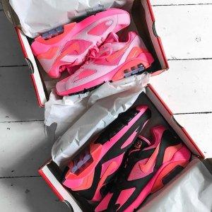 $260 + 免邮 惊艳巴黎男装周手慢无:CDG x Nike Air Max 180 最新2018联名款发售,男女都能穿