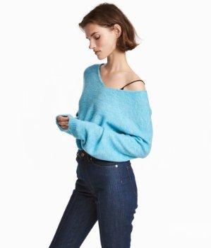 低至4折H&M 新款针织衫毛衣限时闪购