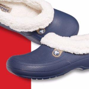 50% OffAll Fuzz Styles @ Crocs
