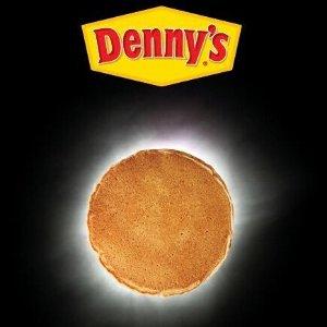 仅 $4预告: Denny's 店内任吃 Mooncakes薄饼