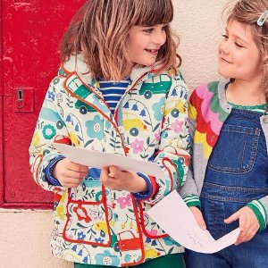 Up to 60% OffOutwear Sale @ Mini Boden