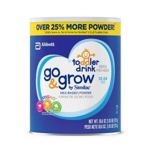 买三罐可获得$15礼卡Target.com 婴幼儿配方奶促销 Similac和Enfamil都有