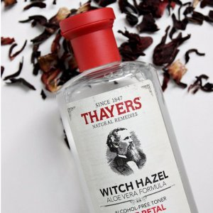2 for $15.98 + $5 Gift CardThayers Witch Hazel Alcohol Free Toner - Rose Petal - 12oz