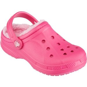 $5.99Crocs 儿童冬季洞洞鞋