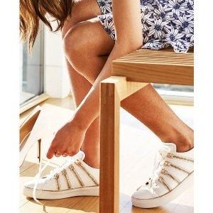 Up to 77% Off Select MICHAEL Michael Kors Shoes @ Michael Kors