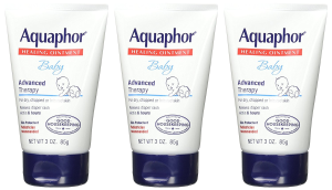 $12.08 + Free ShippingAquaphor Baby Advanced Therapy Healing Ointment Skin Protectant 3 Ounce Tube (Pack of 3)
