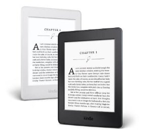 $89 Amazon Kindle Paperwhite Black