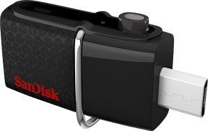 $10SanDisk Ultra 32GB microUSB Flash Drive