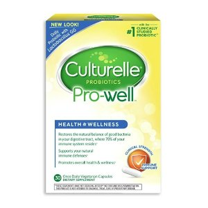 $12.36Culturelle Health & Wellness Daily Immune Support Formula