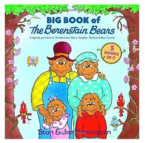 $5Big Book of the Berenstain Bears