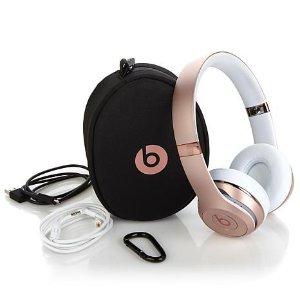 $249.99 (原价$329.99)BEATS SOLO 3 无线耳机 7.5折特卖 多色可选