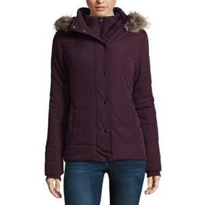 Ending Soon: Extra 25% OffWomen's and Men's Outerwear @ JCPenney