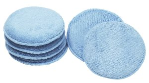$5.49Viking 862400 Blue Microfiber Wax Applicator, (Pack of 6)