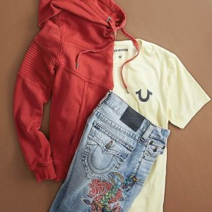Up to 81% OffTrue Religion Women, Men and Kids Clothes Sale @ Saks Off 5th