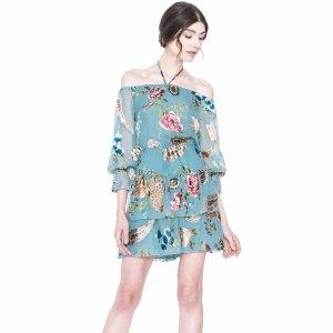 低至2.5折 旅游拍照必备仙女裙alice + olivia 官网超仙连衣裙热卖 反季囤很划算哦