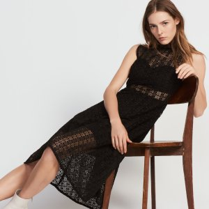 Dealmoon Exclusive Early Access!  Additional 20% OffLace Items @ Sandro Paris