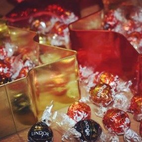 2 for $42LINDOR 75 PC Bags