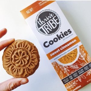 全部5折Thrive Tribe 干果饼干零食大促
