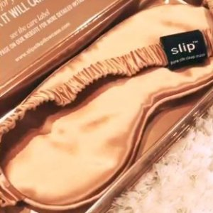 7.4折+送价值$110好礼手慢无:Skinstore精选Slip真丝眼罩、枕套等热卖  颜值与实用齐飞