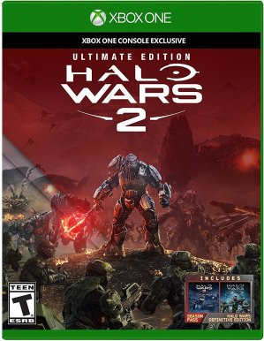 $20Halo Wars 2 Ultimate Edition Xbox One Game