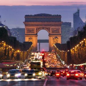 From$6995 or 6-Day Paris Vacation with Hotel and Air