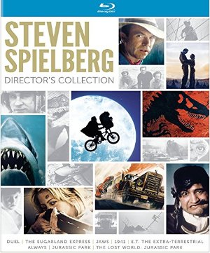 $23Steven Spielberg Director's Collection