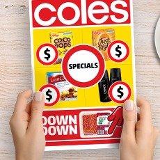 5折 入超级给力保冷箱Coles 本周最新打折图表(1月17日--1月23日)
