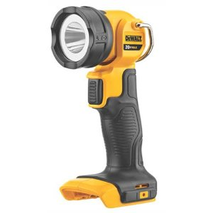 $26.99DEWALT DCL040  20V LED充电式照明灯