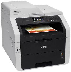 现价$399.96(原价$494.99)限今天:Brother MFC-9330CDW 无线一体式彩色激光打印机