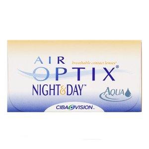 $33.75 (原价$45) 不需处方即将截止:LensPure Air Optix 月抛隐形眼镜 6片 睡觉可以戴着睡