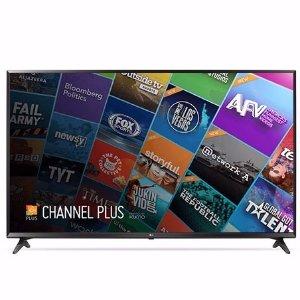 $459.99LG 55吋超高清智能电视 55UJ6200