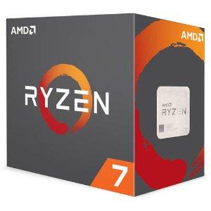 $239.99AMD Ryzen 7 1700X 8核16线程 3.8GHz 处理器